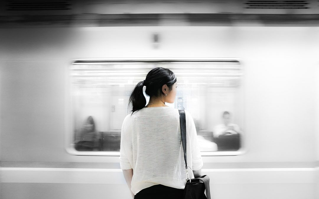 The daily commute – a monologue.
