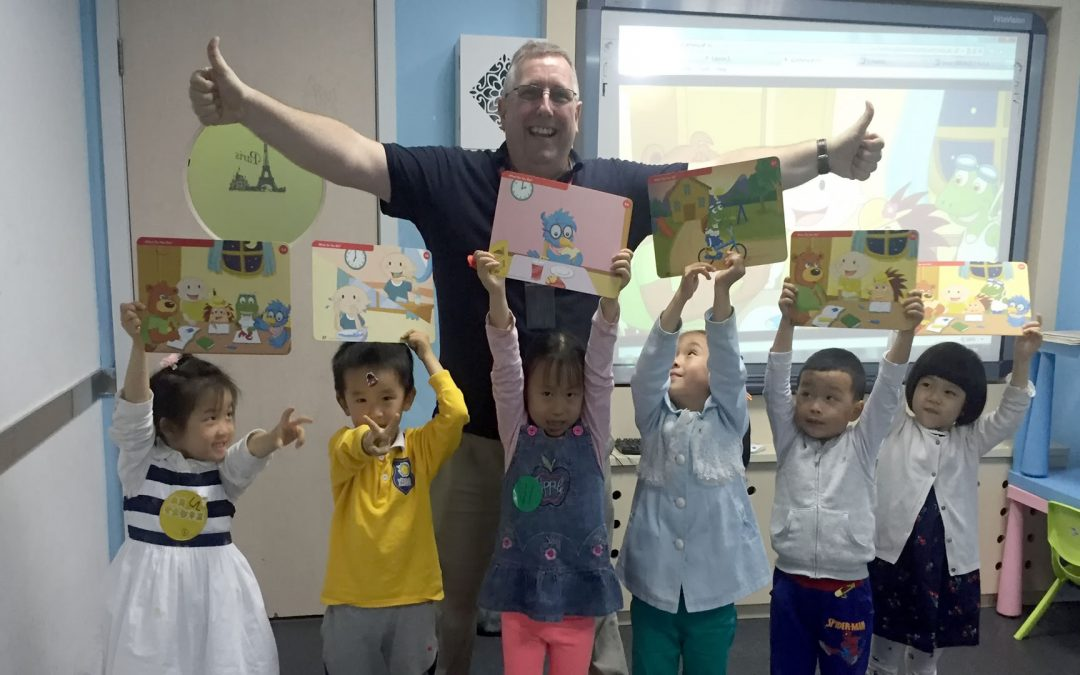 "TEFL – The book doesn't have a brain! Student production from ""poor"" materials."