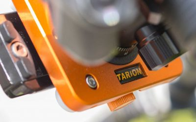 Playing with a TARION slider