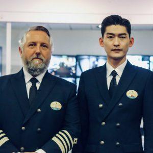 Zhang Han With Me