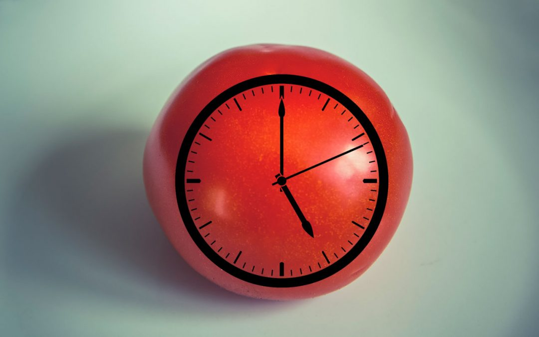 Tomatoes and time management?